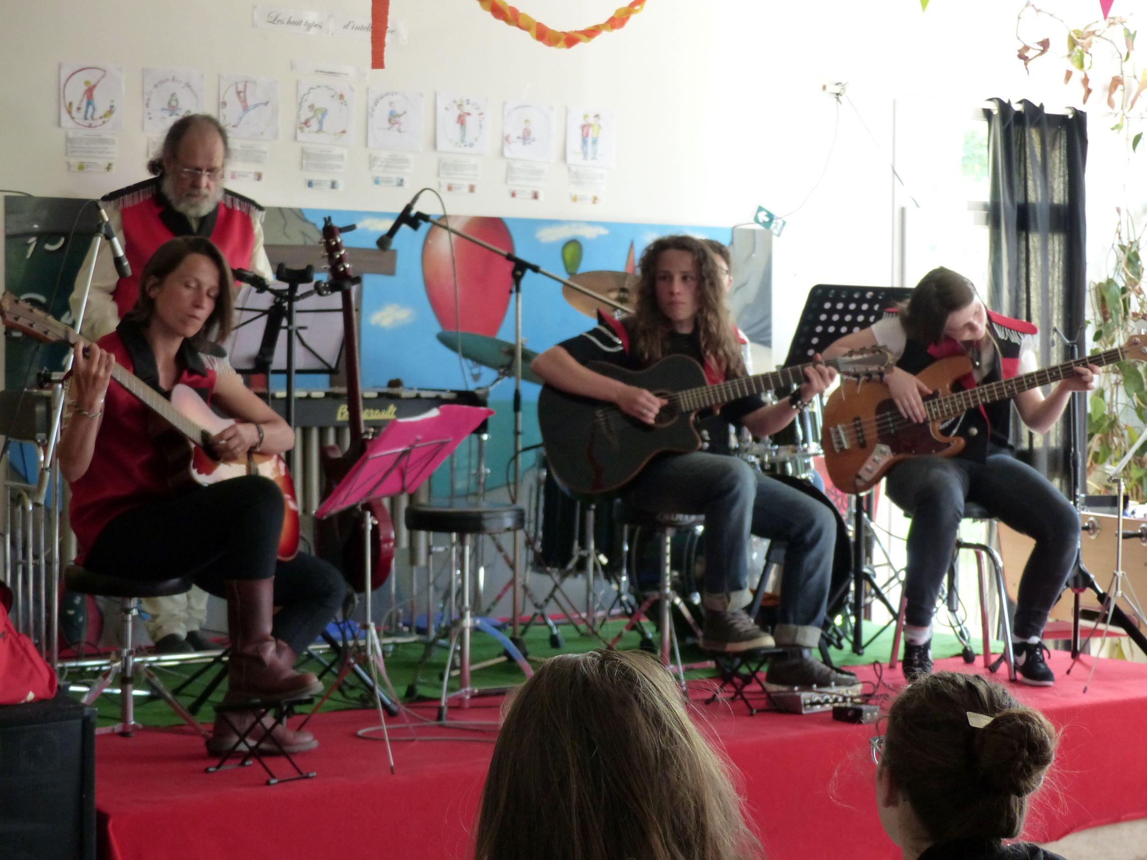 Concert de musique